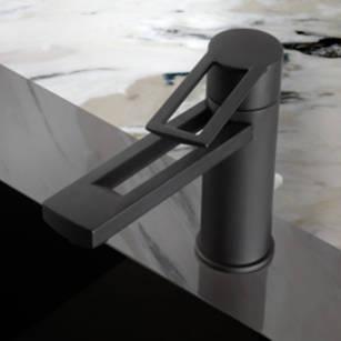 Gessi Trasparenze Armaturen Badarmaturen Wasserfallarmatur