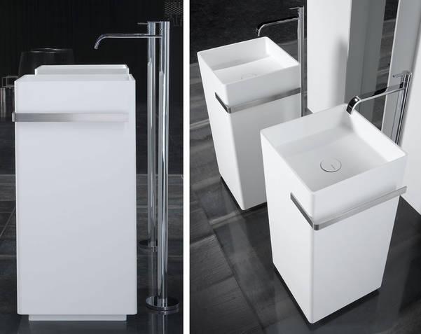sanikal das besondere bad antoniolupi waschtische. Black Bedroom Furniture Sets. Home Design Ideas