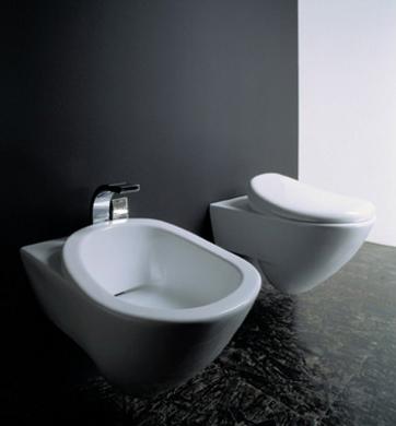Ceramica Flaminia Serie Io.Flaminia Ceramica Io Badkollektion Badewanne Freistehend Mit Und