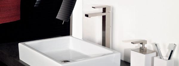 badezimmer armaturen edelstahl raum und m beldesign inspiration. Black Bedroom Furniture Sets. Home Design Ideas